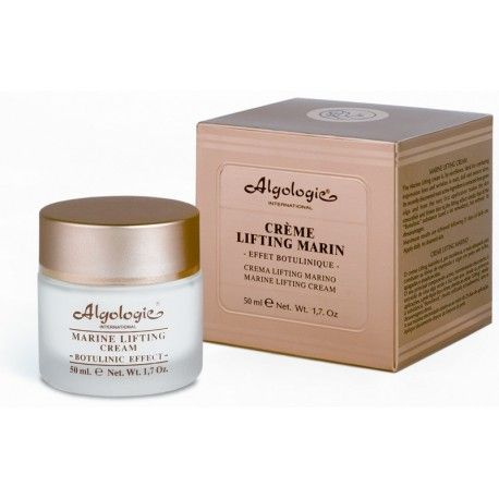 Crema lifting Marino After 33 (ALGOLOGIE) Anti-edad